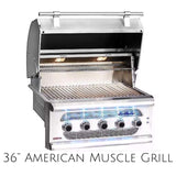 American Muscle Grill 36""