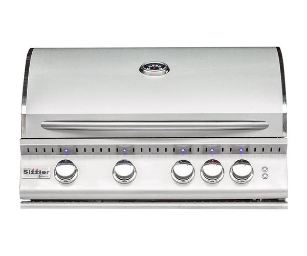"Summerset Sizzler Pro 32"" gas grill"