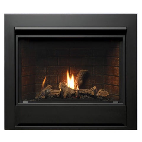 Kingsman 3318 Zero Clearance Direct Vent Fireplace