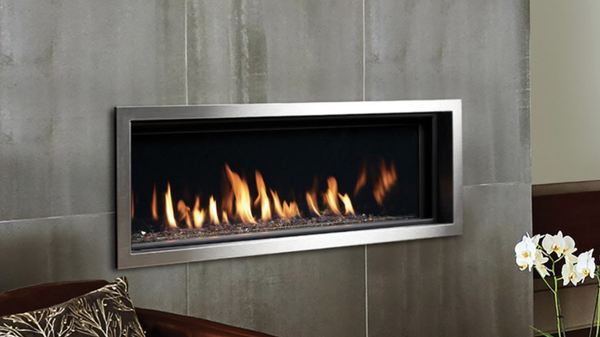 Kingsman ZCVRB DIRECT VENT LINEAR GAS FIREPLACE