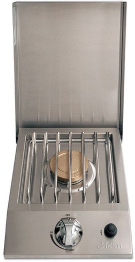 Artisan Single Side Burner, Drop In