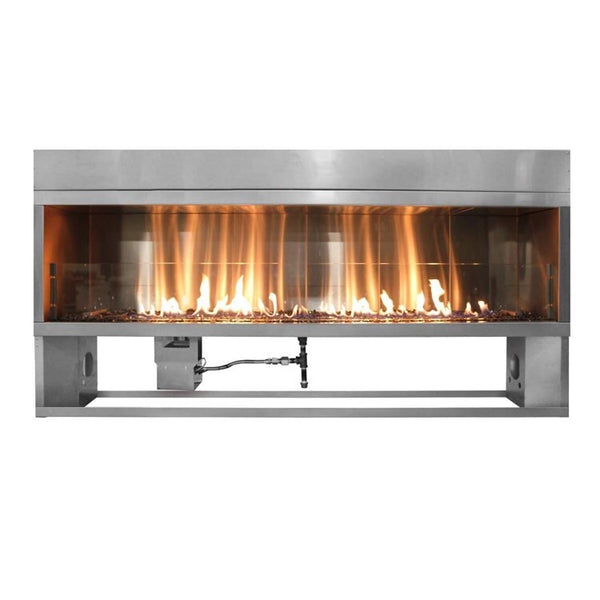 Firegear Outdoors Kalea Bay outdoor fireplace 60""