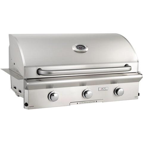 "AOG ""L"" Series 36"" Gas Drop in Grill"