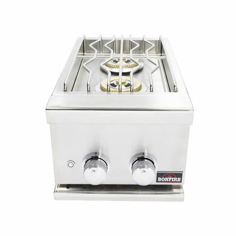 Bonfire Premium Double Side Burner