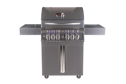Bonfire 800i  double door cart grill