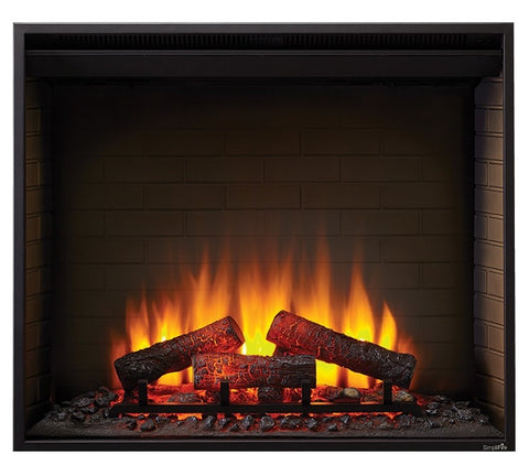 "SimpliFire 36"" Built-in Electric Fireplace"