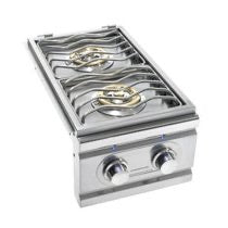 Summerset TRL Double Side Burner w/ LED Illumination