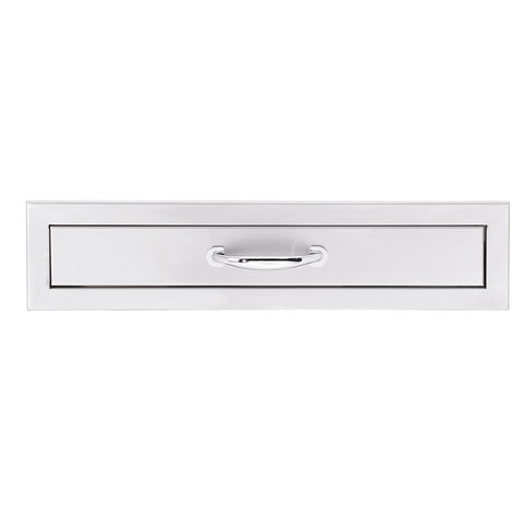 "Summerset 26"" Stainless Steel Utensil Drawer"