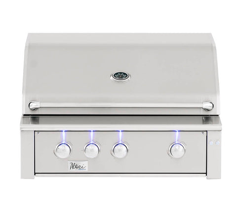 "Summerset Alturi 36"" Built-in Grill w/ SS#304 Main Burners & Rotisserie Back Burner"