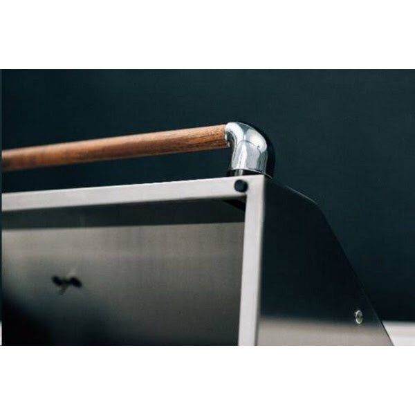 Summerset Optional Teak Hood Handle for Alturi Grill