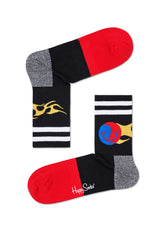 ATHLETIC FLAME 3/4 CREW SOCK