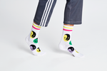 ATHLETIC JUMBO DOT 3/4 CREW SOCK