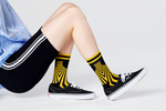 ATHLETIC SUNSET SOCK