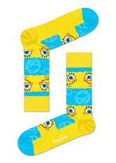 SPONGE BOB SAY CHEESE BURGER SOCK