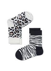 2-PACK ANIMAL SOCKS