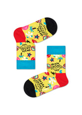 KIDS SPONGE BOB SMILE STORM SOCK