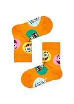 KIDS SPONGE BOB CIRCLE OF FRIENDS SOCK