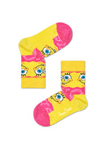 KIDS SPONGE BOB SAY CHEESE BURGER SOCK