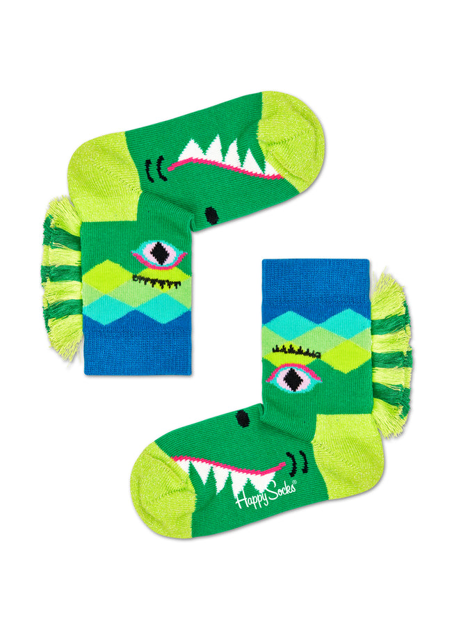 CRAZY CROCODILE SOCK