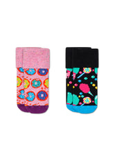 2-PACK SWEETS TERRY SOCKS