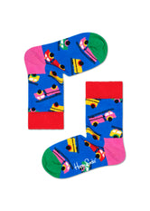 KIDS FIRE TRUCK SOCK