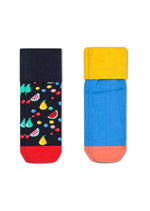 2-PACK FRUIT SALAD ANTI-SLIP SOCKS