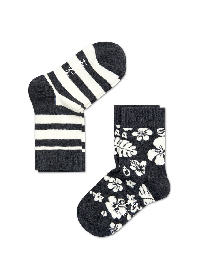2-PACK HAWAII SOCKS