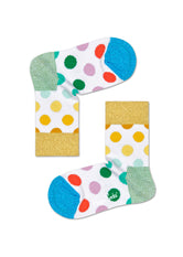 KIDS PRIDE BIG DOT SOCK