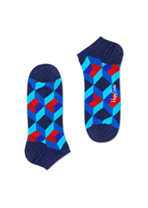 OPTIC SQUARE LOW SOCK