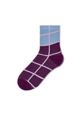 Karen Ankle Purple