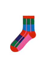 Simone Multicolor Ankle Sock