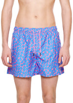 TWISTED SMILE SWIM SHORTS