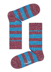 WOOL STRIPE SOCK
