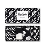 BLACK AND WHITE GIFT BOX