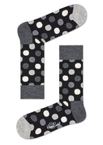 4-PACK CLASSIC BLACK & WHITE SOCKS GIFT SET