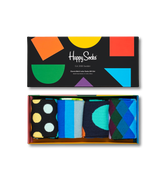 4-PACK CLASSIC MULTI-COLOR SOCKS GIFT SET