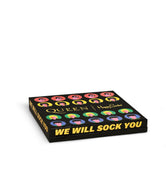 QUEEN 6-PACK GIFT SOCK