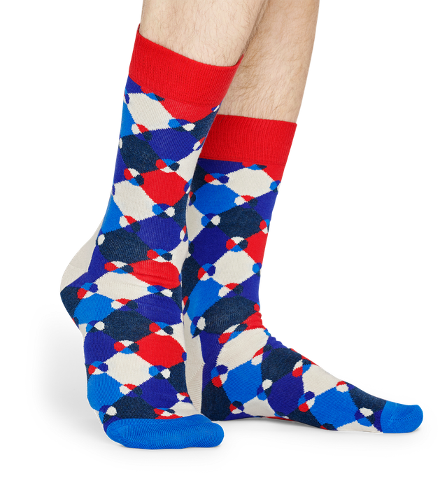 DIAMOND DOT SOCK