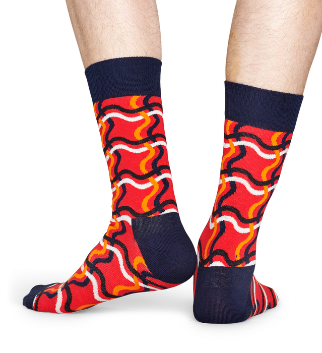 SQUIGGLY SOCK