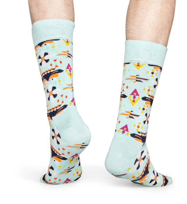TEMPLE BLOSSOM SOCK