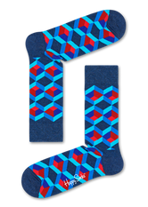 OPTIC SQUARE SOCK