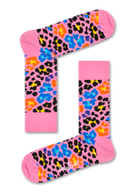 MULTI LEOPARD SOCK