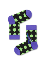 KIDS BEATLES APPLES SOCK