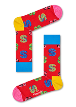 ANDY WARHOL DOLLAR SOCK