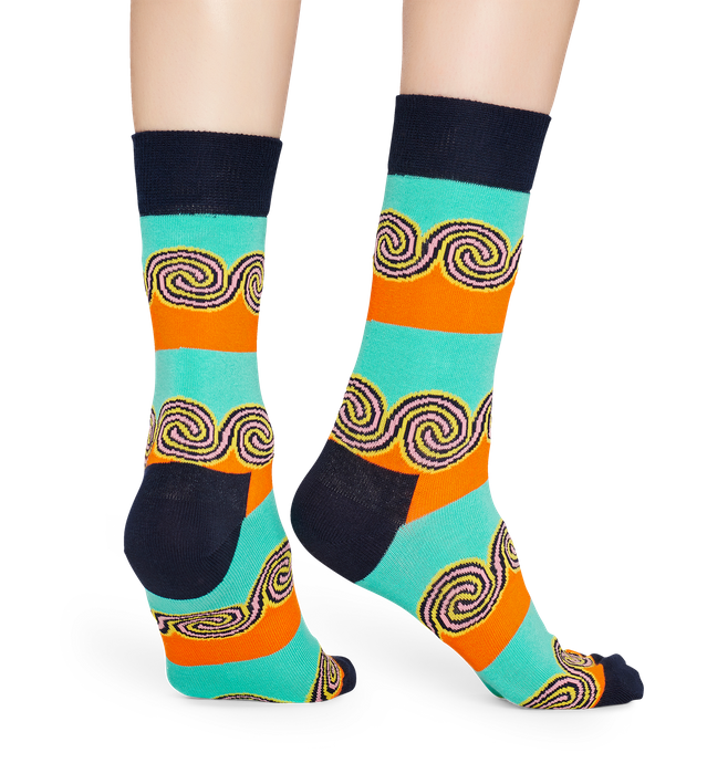 WINDY STRIPE SOCK