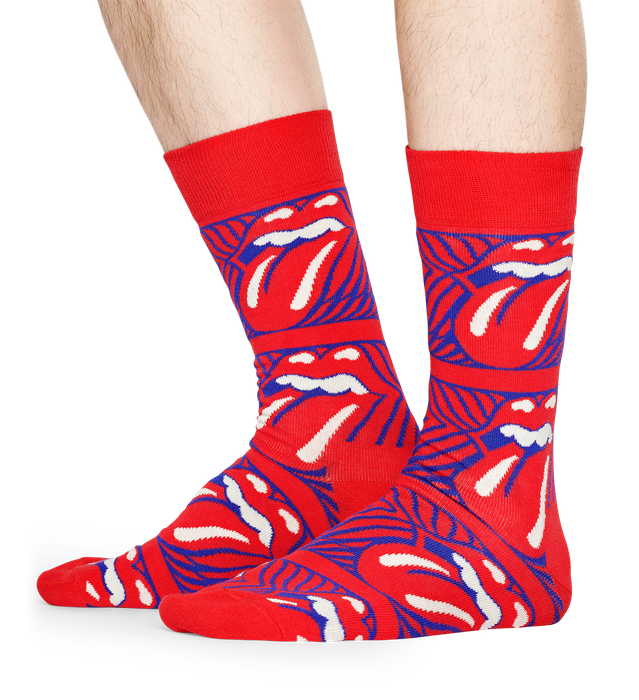 ROLLING STONES STRIPE ME UP SOCK