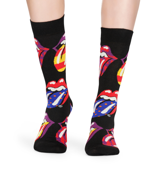 ROLLING STONES OUT OF CONTROL SOCK