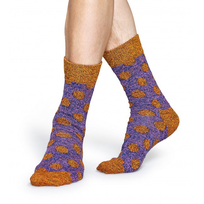 WOOL BIG DOT SOCK