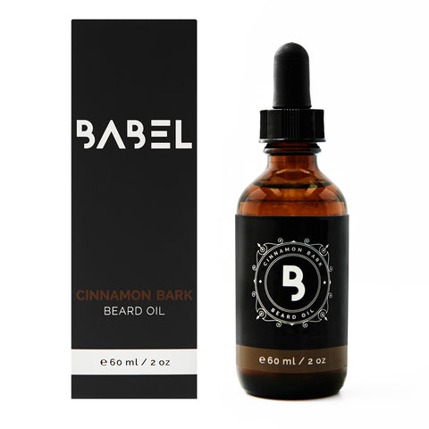 Cinnamon Bark Beard Oil - Manzoned