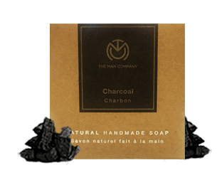 Charcoal Soap Bar - Manzoned